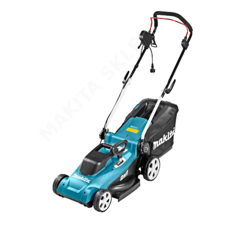 MAKITA รถเข็นตัดหญ้าแบบไฟฟ้า 14.5
