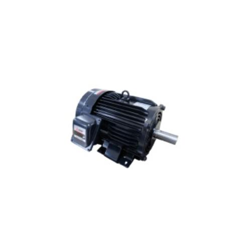 MITSUBISHI  มอเตอร์ 7.5HP 4P 220V SCL-QR สีดำ