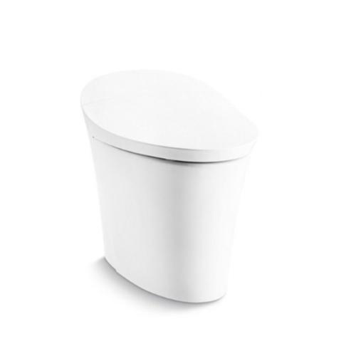 KOHLER สุขภัณฑ์แบบชิ้นเดียว พร้อมระบบชำระล้างแบบอัตโนมัติ   เวล K-5401X-S-0  สีขาว