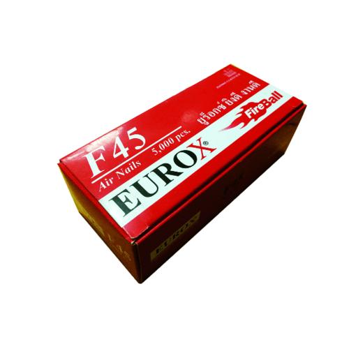 EUROX ตะปู F-45 แดง