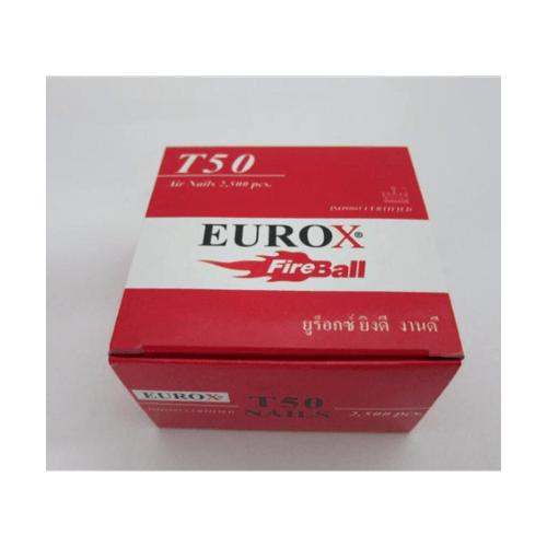 EUROX ตะปูยิงไม้   T-50