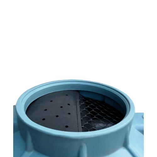 WAVE ถังบำบัดแยกประเภทชนิดเติมอากาศ   WP-4000 ลิตร