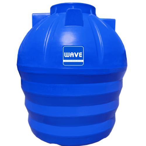 WAVE ถังเก็บน้ำฝังดิน WUT-3000 ลิตร สีน้ำเงิน