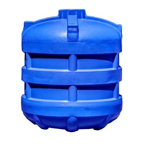 WAVE ถังเก็บน้ำใต้ดิน รุ่น WUT-5000 สีน้ำเงิน