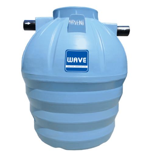 WAVE ถังบำบัดน้ำเสียชนิดเกรอะ WS-2500 ลิตร