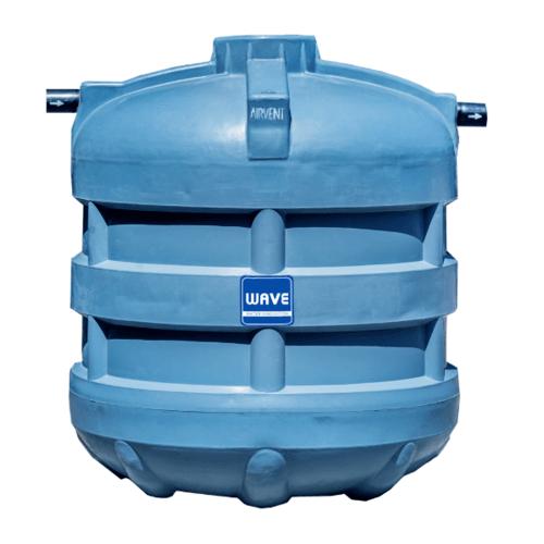 WAVE ถังบำบัดน้ำเสียชนิดกรองไร้อากาศ  รุ่น WF-6000 ลิตร