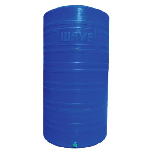 WAVE ถังเก็บน้ำบนดิน 1000 ลิตร NAVARA  สีฟ้า