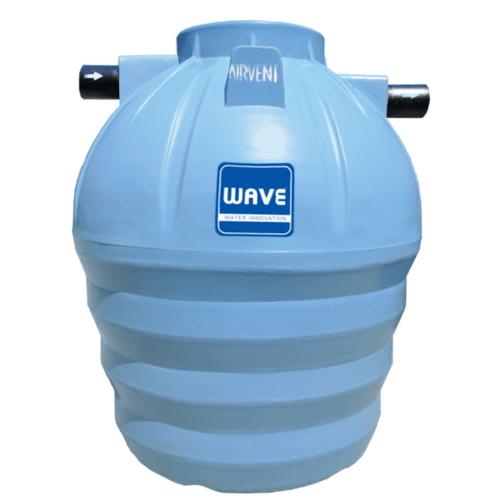 WAVE ถังบำบัดน้ำเสียชนิดเติมอากาศ  WFF-1600 ลิตร