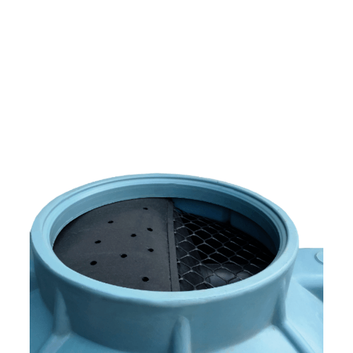 WAVE ถังบำบัดน้ำเสียชนิดเกรอะ รุ่น WS-1600 ลิตร
