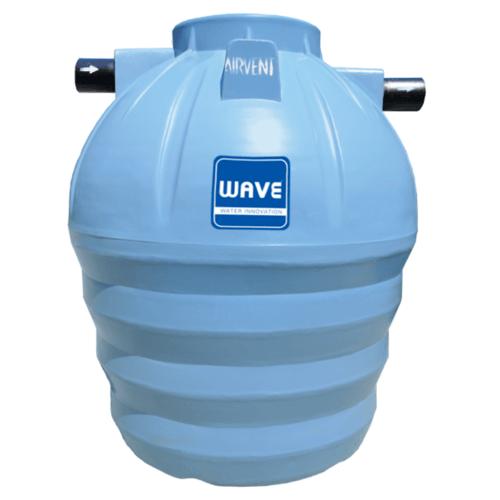 WAVE ถังบำบัดน้ำเสียชนิดเติมอากาศ WFF-2000