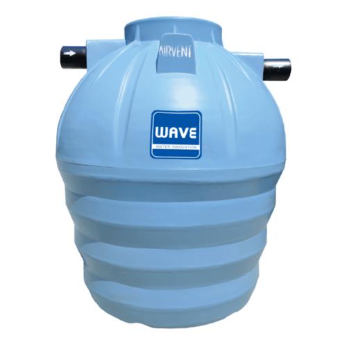 WAVE ถังบำบัดน้ำเสียชนิดเกรอะ WS-1200