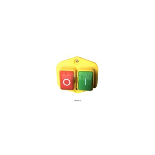 MARTON สวิตท์โม่ครึ่งถุงพวงมาลัย CMT260 สีเหลือง