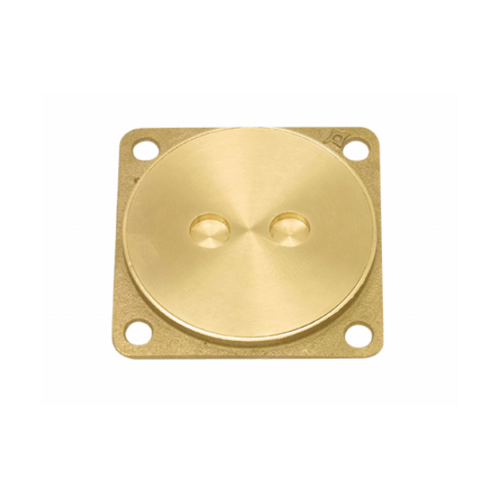 VEGARR ฝาส้วมทองเหลือง V0050