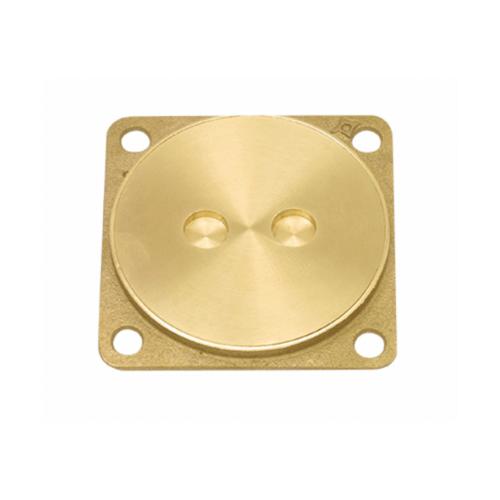 VEGARR ฝาส้วมทองเหลือง V0060