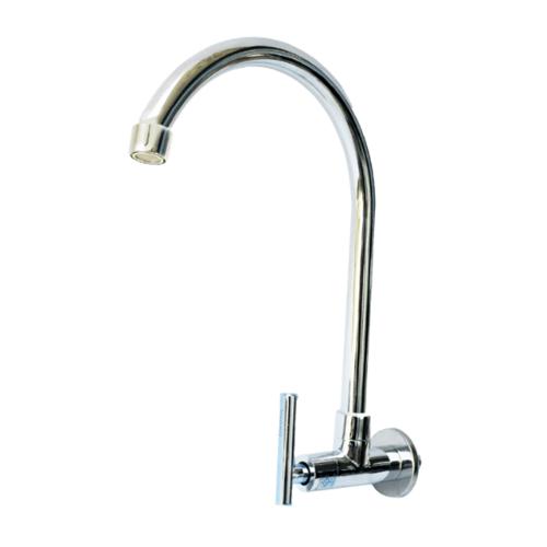 VEGARR ก๊อกอ่างล้างจาน หัวก้านไม้ขีด  V2208 สีโครเมี่ยม