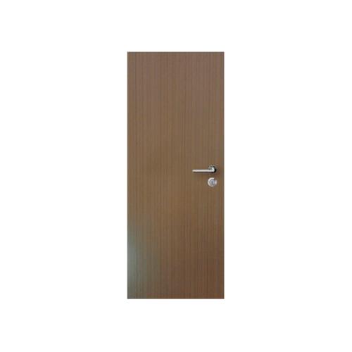metro ประตูไม้อัดสัก-ไส้ไม้ภายใน ขนาด 90x200cm.(มอก.)