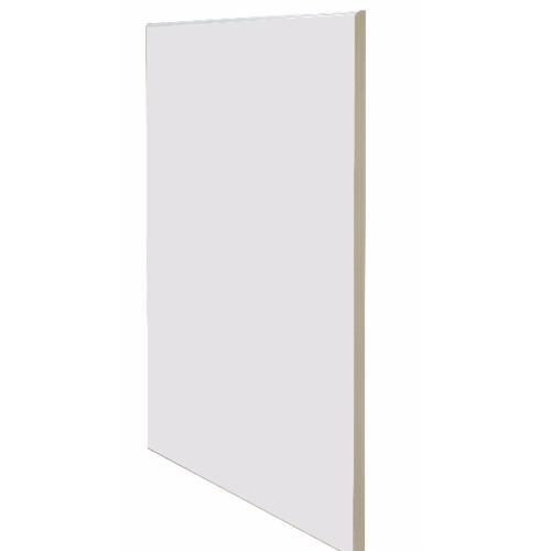 KITZCHO แผ่นไม้บิวต์เสริมตู้บน KMR-X-BW-30244-WH สีขาว