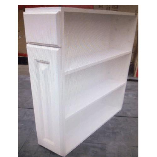 KITZCHO ตู้เสริมเคาน์เตอร์ JSR-B-IL-8620X-WH ขาว