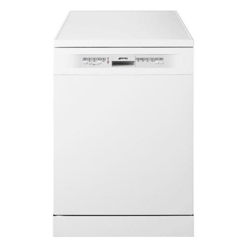 Smeg เครื่องล้างจาน LVS2122BIN สีขาว