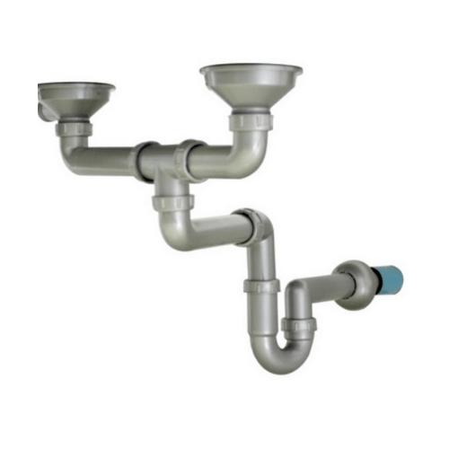 MEX ท่อระบายน้ำทิ้งอ่างล้างจาน P22PP