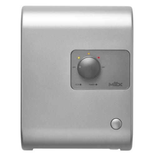 MEX เครื่องทำน้ำร้อน 6000W  สีบรอนซ์เงิน CUBE6000R