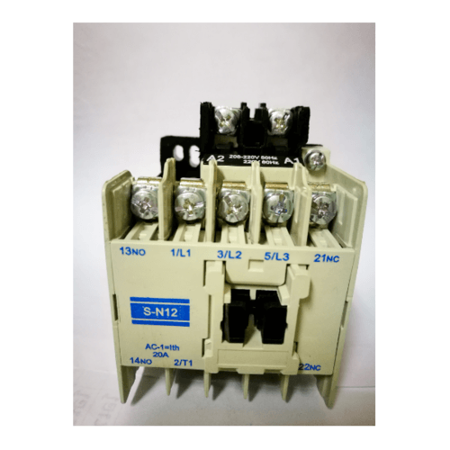 TAKAMURA คอนแทคเตอร์ S-N12-220V
