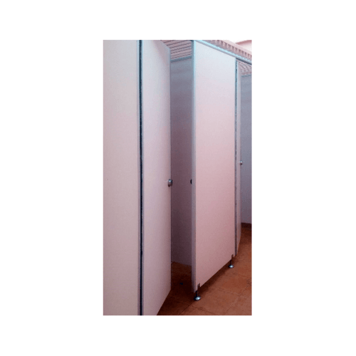 CHAMP ชุดผนังห้องน้ำแชมป์ (1.20x1.50ม.) สีครีม TOILET PARTITION สีเบจ