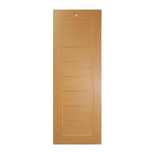 CHAMP ประตูแชมป์ MWI-1 WPC (80x200) สีสักทอง (มจ) MWI-1 สีน้ำตาลอ่อน