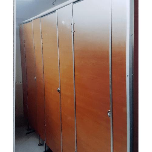 CHAMP ผนังห้องน้ำแชมป์ รวมอุปกรณ์ (106x150) สี 006 สี 006 wild cherry
