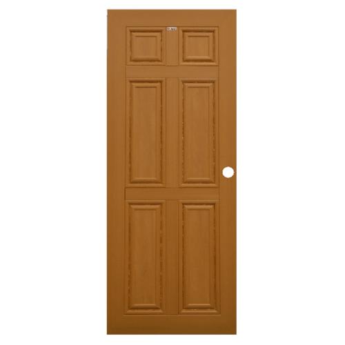 CHAMP ประตู 70x200 ซม.  M-WPC-1  สีสักทอง