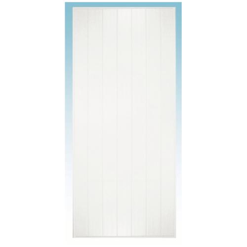 CHAMP ประตู ขนาด (100X200)ซม.  M1 สีขาว