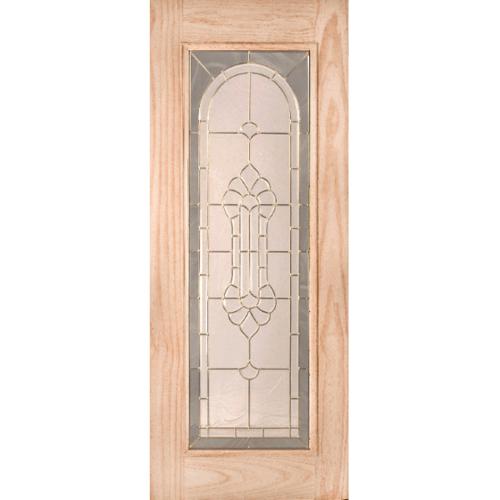 WINDOOR ประตู+กระจก WD-100 สนNz 80x200 WD-100