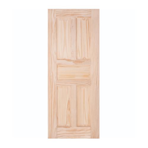 WINDOOR ประตูลวดลาย L 115 สนNz 100x200 L 115 สีเหลือง