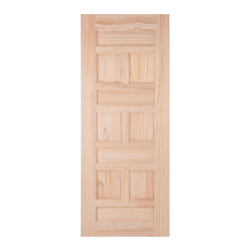 WINDOOR ประตูลวดลาย CE 114 สนNz 100x200 CE 114 สีเหลือง
