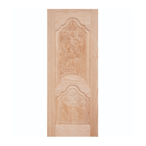 WINDOOR ประตูสลักลาไม้สนนิวซีแลนด์ขนาด 90x200ซม. LA 05