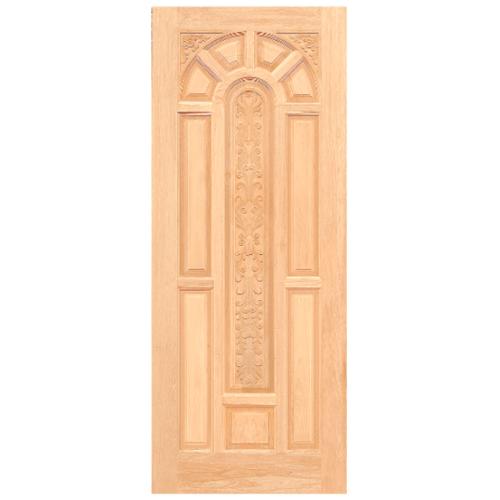 WINDOOR ประตูสลักลาย L 135 สนNz 80x200 L 135