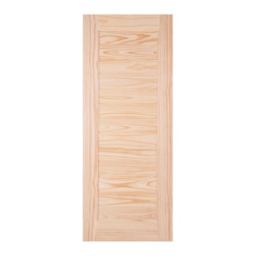 WINDOOR ประตูลวดลาย L 162 สนNz 100x200 L 162 สีเหลือง