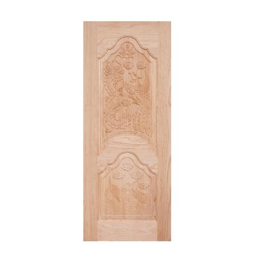 WINDOOR ประตูสลักลาย สนNz  ขนาด 80x180 ซม. LA 05