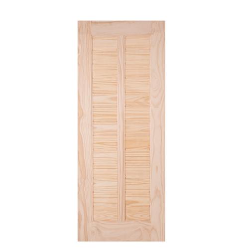 WINDOOR ประตูลวดลาย  สนNz  ขนาด 70x200 ซม. L 163