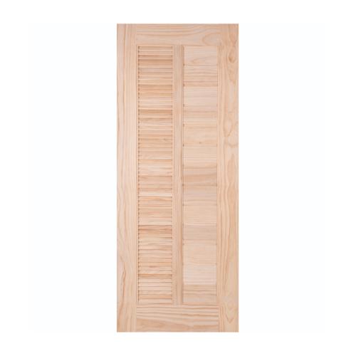 WINDOOR ประตูลวดลาย L 164 สนNz 100x200 L 164 สีเหลือง