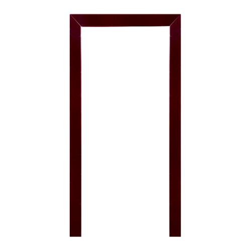WINDOOR ชุดซับวงกบไม้เรดวูด ขนาด  (80x200) 1.5x4.8ซม. (ทำสี)  Com 1