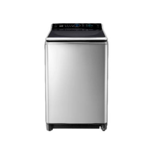 PANASONIC เครื่องซักผ้าฝาบน  NA-FS13X7LRC สีเทา