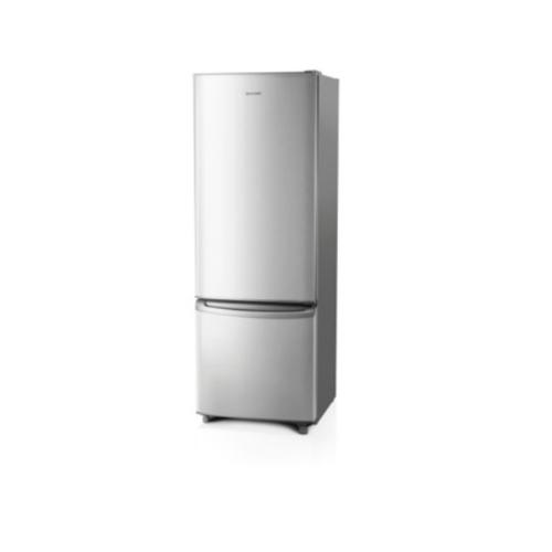 PANASONIC ตู้เย็น2ประตูPanasonicรุ่นNR-BT268S-S  NR-BT268S-S สีเทา