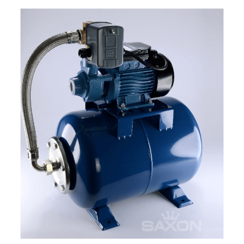 SAXON PUMPS ปั๊มอัตโนมัติ SX-AT-IDB35 สีน้ำเงิน