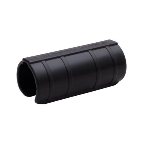 Super Products ตัวล็อคสแลน-พลาสติกชนิดไม่มีสปริง 1 นิ้ว GC XL ดำ