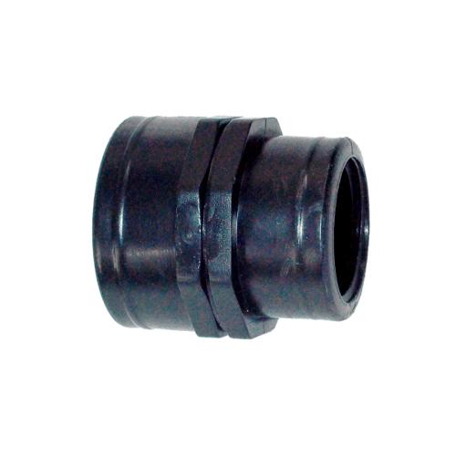 Super Products ข้อลดกลมเกลียวใน 2นิ้วx1.1/2นิ้ว RS ดำ