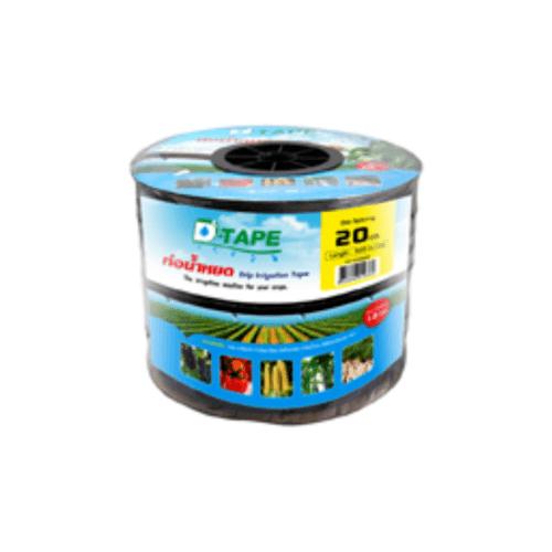 Super Products เทปกลม 20ซม.500ม.D TAPE