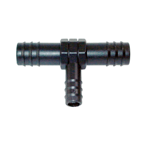 Super Products ข้อต่อสามทางลด25-16-25(10ตัว/แพ็ค) TR ดำ