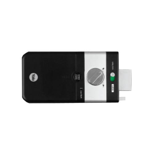 YALE เยลชุดล็อคระบบดิจิตอล ชุดล็อคเสริมความปลอดภัย.สแกนนิ้วมือ YDR4110