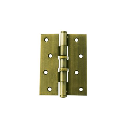 YALE บานพับประตู แกนเล็กหัวตัด HI-AB43SBL ทองเหลืองรมดำ